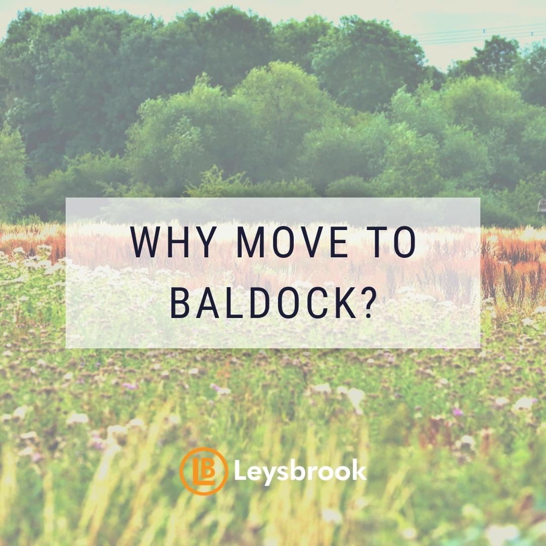 Why Move To Baldock?